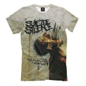 Suicide Silence tee